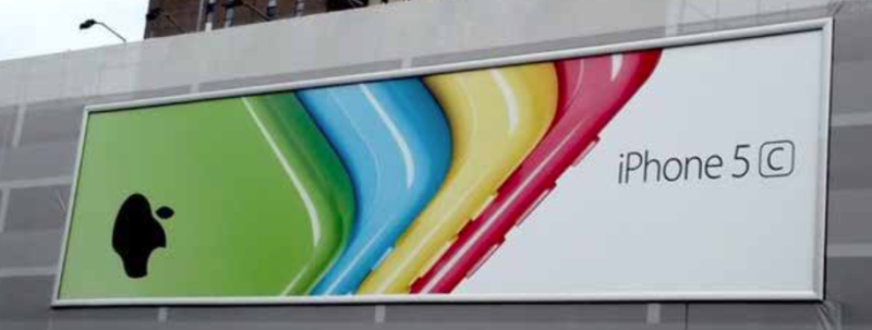 How to take advantage of your large format signs.