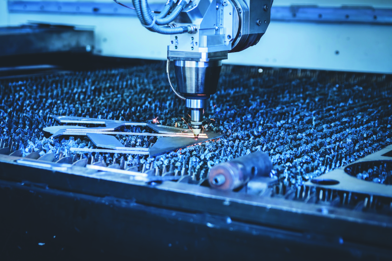Why A Laser Fits So Well In A Sign Shop