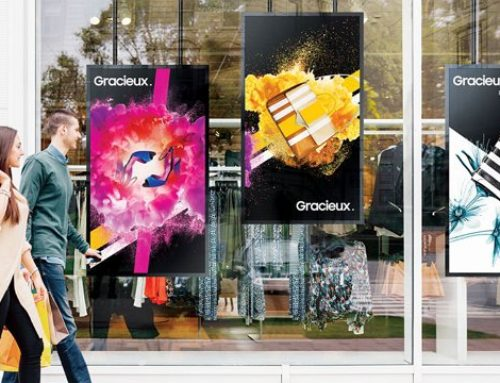 Drawing In Customers Through Digital Signage