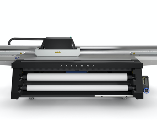 Canon Unveils Océ Arizona 1300 Printer Series
