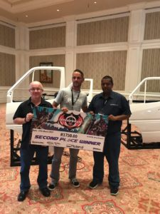 Speed Wrap Winner Crowned At Sign Africa Port Elizabeth Expo.