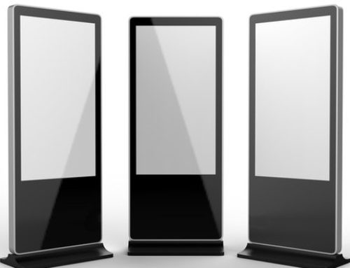 Interactive Digital Signage Is A Must