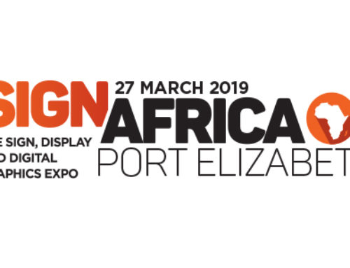 Sign Africa Port Elizabeth Expo Highlighting Latest Signage And Print Trends