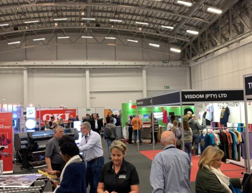 Visitors Flock To Western Cape's Biggest Signage And Print Expo