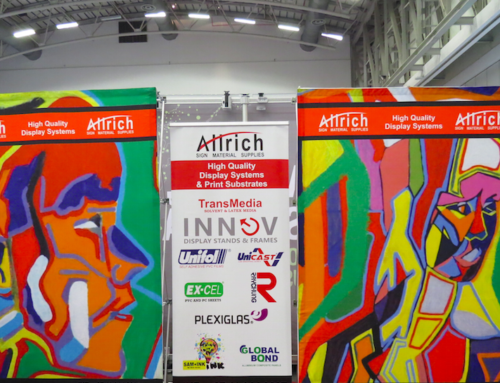 Allrich Exhibits Range Of Display Products At Sign Africa Expo