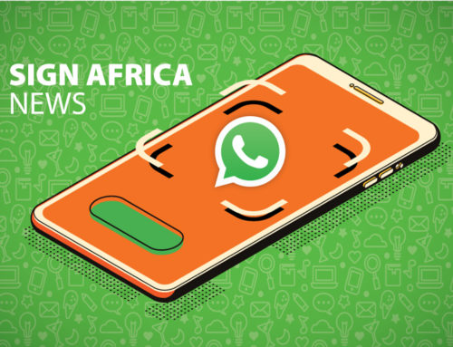 Get Sign Africa News On WhatsApp
