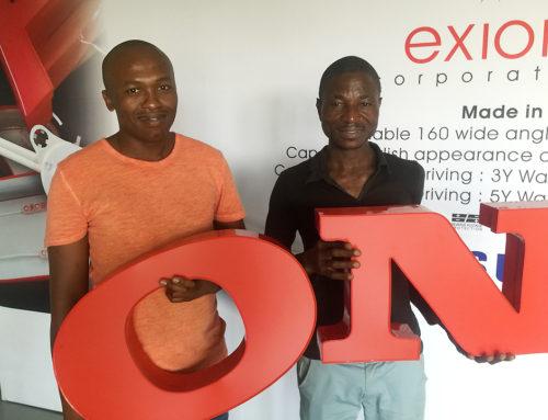 Exion Corporation Announces Letter Fabrication Competition