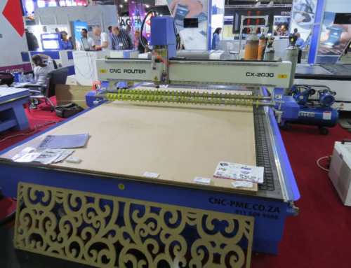 CNC PME Showcases CO2 Laser And Fibre Cutters