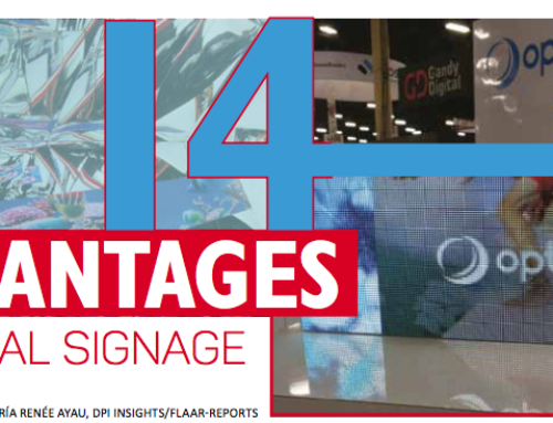 14 Advantages Of Digital Signage