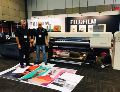 Fujifilm Showcases LED UV Hybrid Printer At Sign Africa Durban Expo