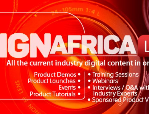 Sign Africa Launches LIVE Platform For The Latest Digital Industry Trends And Content