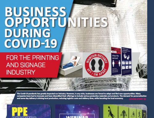 Latest Online Sign Africa Journal Features PPE Directory And Covid-19 Business Opportunities