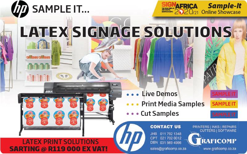 Graficomp Sample-It Online Showcase