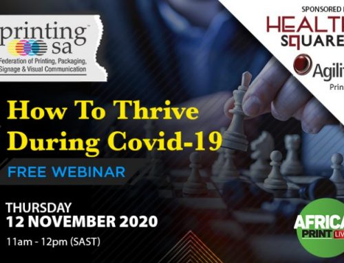 Free Webinar: Focusing On Print Industry Well-Being During Covid-19