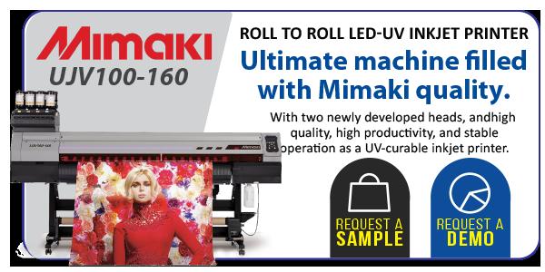 Mimaki UCJV300-160 UV LED