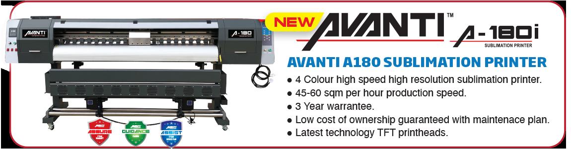 New Avanti 180 A-180i