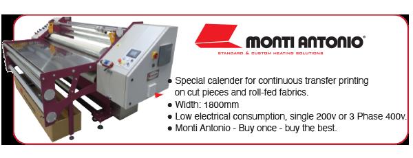 Monti Antonio Heat press