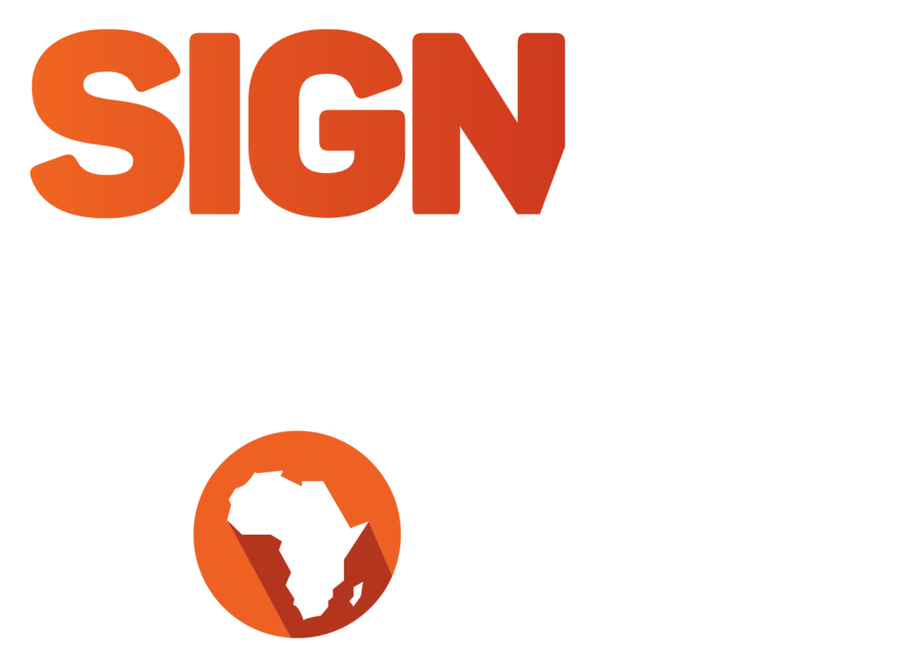 Sign Africa footer logo