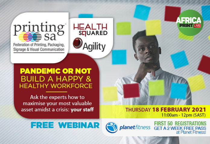 Free Webinar- Prioritising Wellbeing In The Signage And Visual Communications Industry