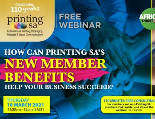 Free Webinar: How Can Printing SA's New Member Benefits Help Your Signage Business Succeed?