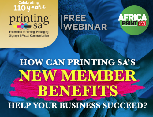 Printing SA Celebrates 110 Years Of Representing The Industry And Announces Six New Member Benefits