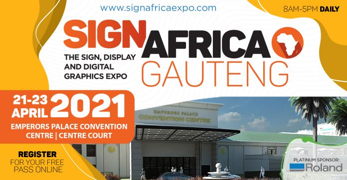 Sign Africa Expo Organisers Announce New Date For Gauteng Regional Expo